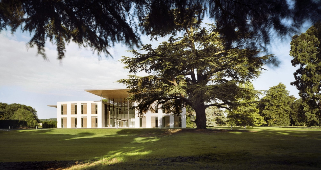 Head office of Belron International in the UK